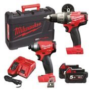 Набор Milwaukee M18 FPP2A-502X FUEL