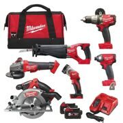 Набор Milwaukee M18 FPP6A-502B FUEL